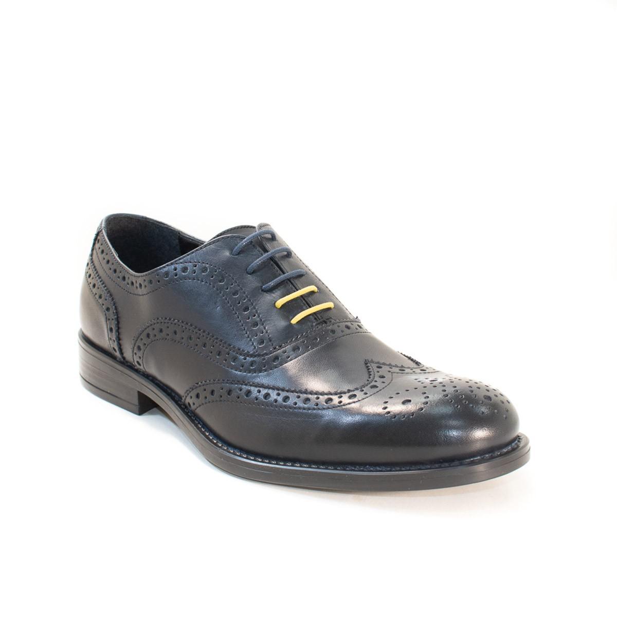 Pantofi casual din piele - 4075 GRE