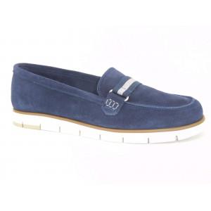 Pantofi piele intoarsa femei-9610 ZFR