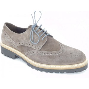 Pantofi velour barbati - 4665 GRD M