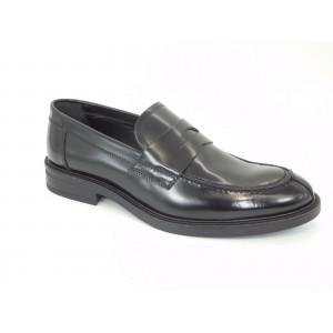 Pantofi piele casual - 6094 BRS
