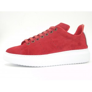 Pantofi piele barbati-2020 Str.Red