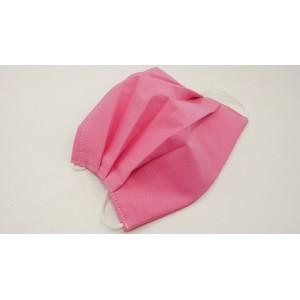 Masca prot.fashion, lavabila-MA638REPink-set 5 buc.