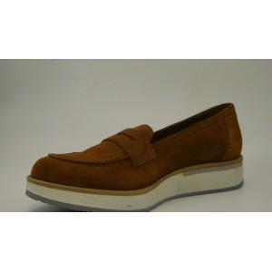 Pantofi piele velour femei-9008 KIM