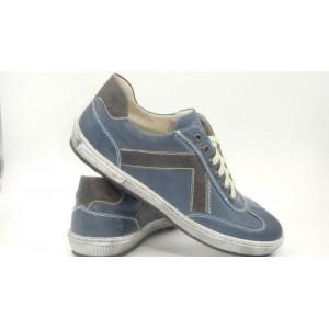 Pantofi piele pt.barbati-3683 SLAM B