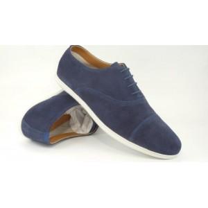 Pantofi velour barbati - 4001 HND B