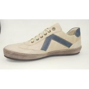 Pantofi piele pt.barbati-3683 SLAM C